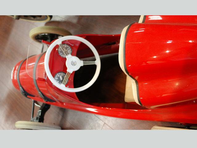 画像2: ペダルカー Austin Pathfinder オースチン パスファインダー(レッド)