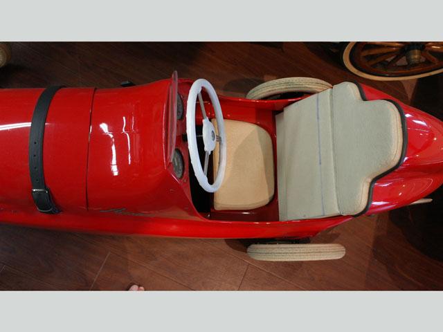 画像4: ペダルカー Austin Pathfinder オースチン パスファインダー(レッド)