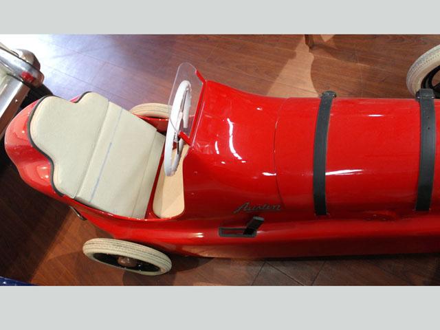 画像5: ペダルカー Austin Pathfinder オースチン パスファインダー(レッド)