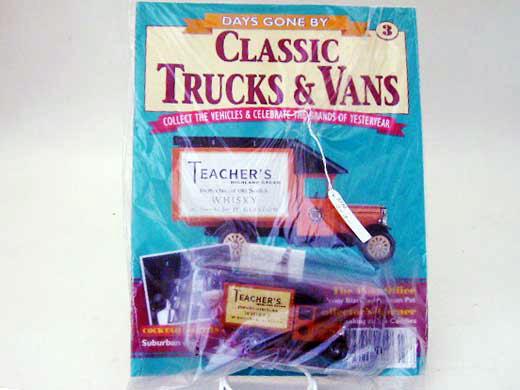 画像1: ミニカー CLASSIC  Truckes&Vans
