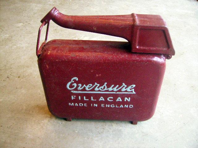 画像1: オイルポンプ ワインレッド