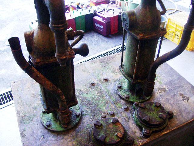 画像2: オイルタンク 2口
