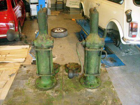 画像3: オイルタンク 2口