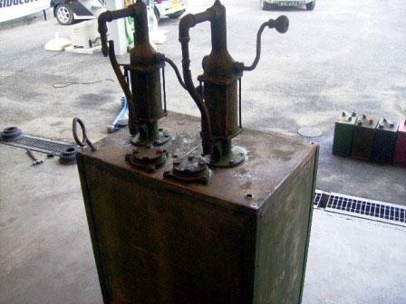 画像4: オイルタンク 2口