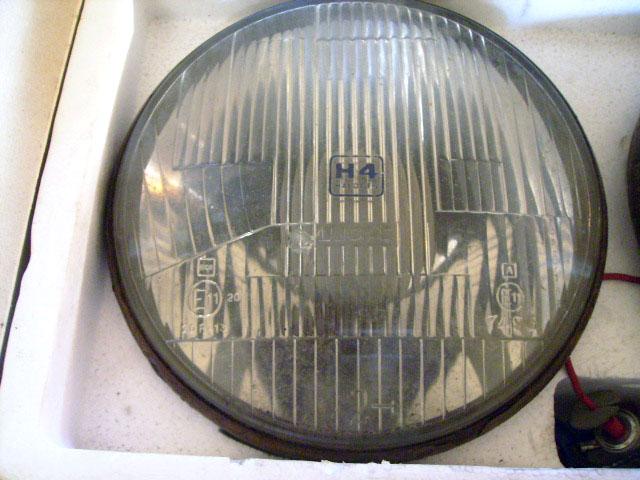 画像2: ヘッドランプ WIPAC 2灯入り箱付き