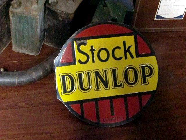 画像2: 看板 STOCK DUNLOP