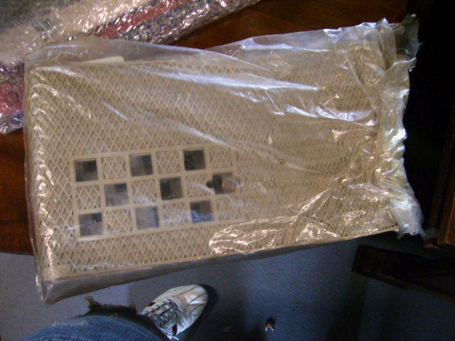画像2: イタリア製 MINI用 グリルカバー 新品 未使用
