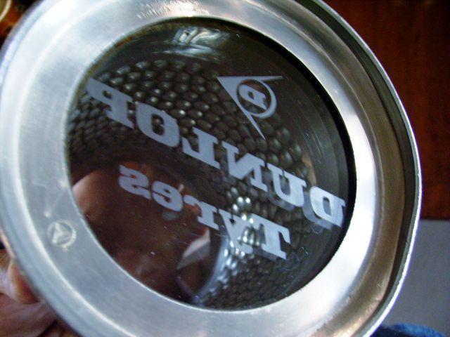 画像2: DUNLOP ピューター マグカップ