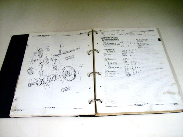 画像4: MGB POWER UNTT SERVICE PARTS LIST BMC