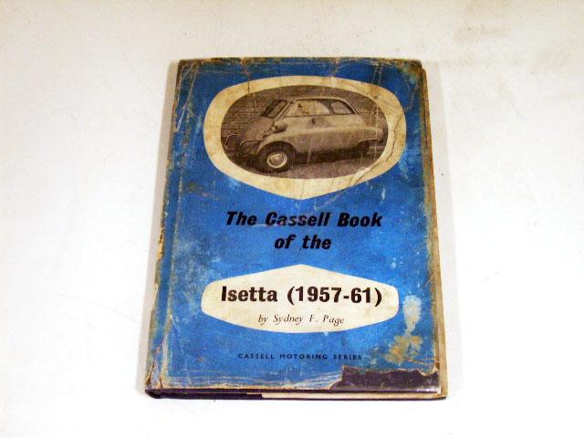 画像1: THE CASSELL BOOK OF THE LSETTA 1957〜61