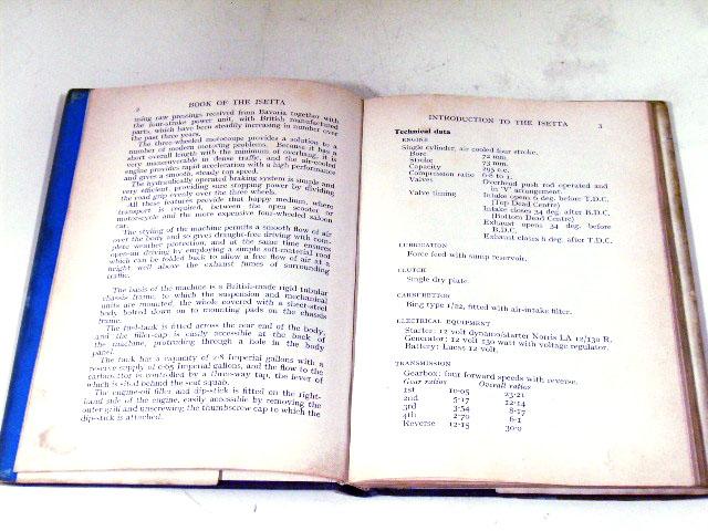 画像2: THE CASSELL BOOK OF THE LSETTA 1957〜61