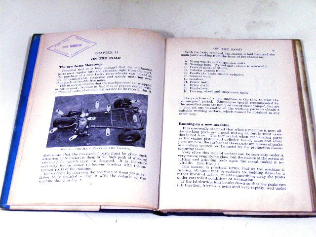 画像3: THE CASSELL BOOK OF THE LSETTA 1957〜61