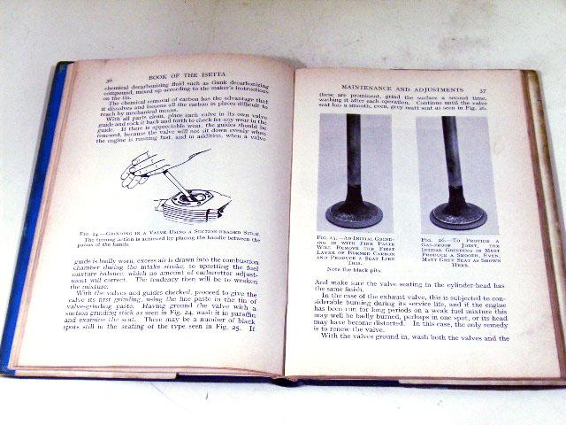 画像4: THE CASSELL BOOK OF THE LSETTA 1957〜61