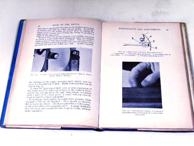 画像5: THE CASSELL BOOK OF THE LSETTA 1957〜61