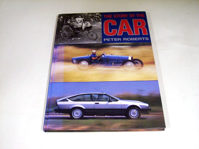画像1: THE STORY OF THE CAR PETER ROBERTS