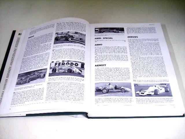 画像2: A-Z OF FORMULA RACING CARS