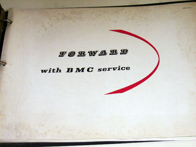 画像2: FORWARD WITH BMC SERVICE