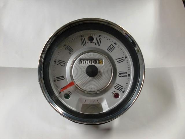 画像1: スピードメーター MK-1 純正 Smith スミス製 未使用