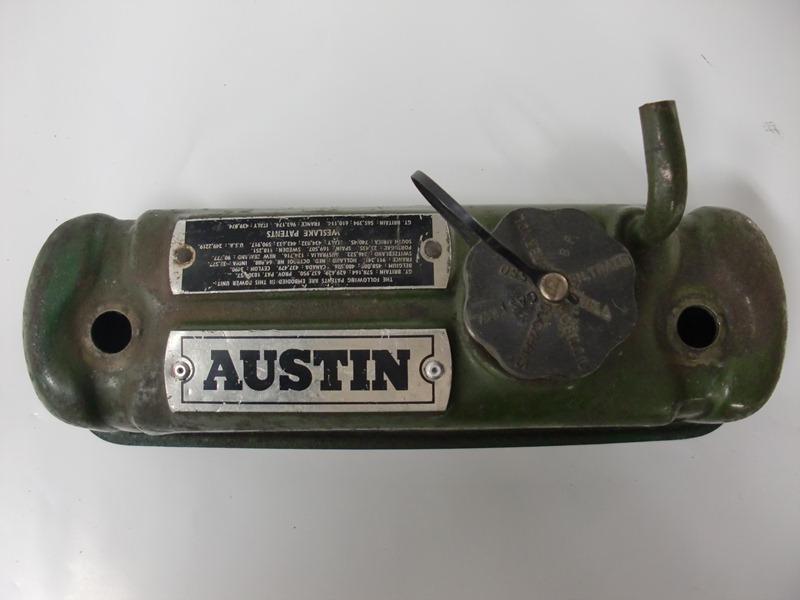 画像1: ロッカーカバー ブリザーパイプ付き 中古
