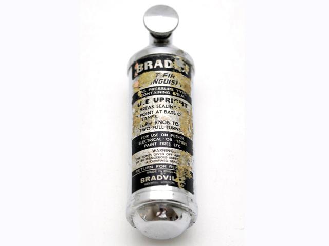 画像1: BRADEX 消火器 ワークス用