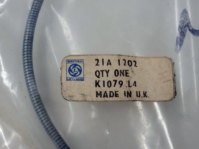 画像2: ミニ MK1 チョーク・ケーブル 純正 未開封