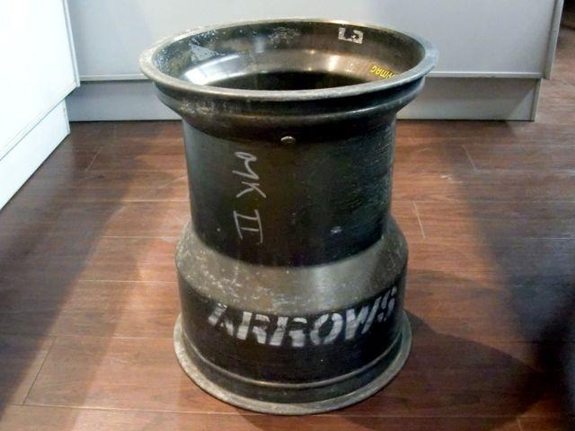 画像2: F1 オリジナル リア ホイール ARROWS